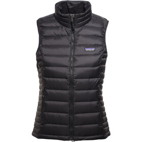 Patagonia Donzen Sweater Vest Dames, black